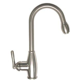 Zenvida Pull-Down Touch Single Handle Kitchen Faucet