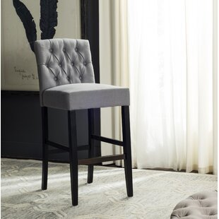 Hutsonville 30.7 Bar Stool with Cushion