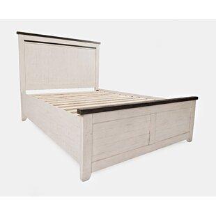 Gracie Oaks Westhoff Panel Bed