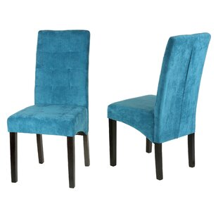 Comparison Levi Side Chair (Set of 2) by Mercer41 Reviews (2019) & Buyer's Guide