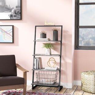 Bailee Ladder Bookcase by Ebern Designs