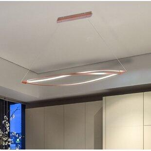 Orren Ellis Winfree 1-Light LED Novelty Pendant