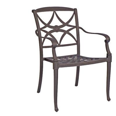 Patio Dining Chair Woodard Cushion