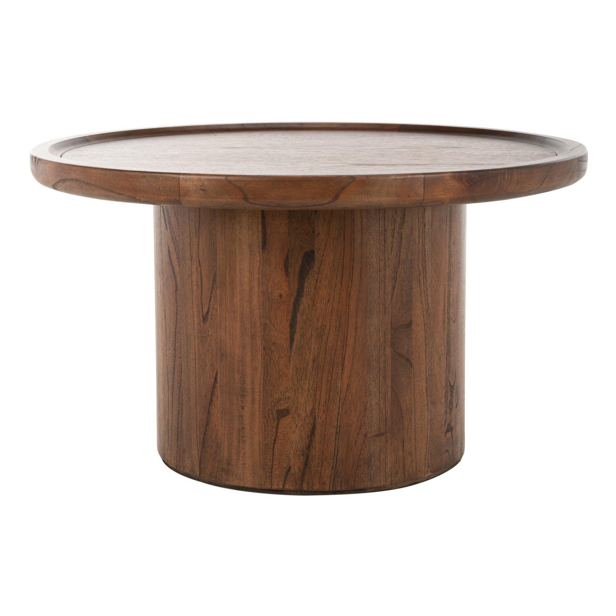 - Millwood Pines Pedestal Coffee Table & Reviews Wayfair