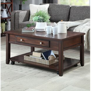 Rohrer Lift Top Coffee Table by Canora Grey Comparison