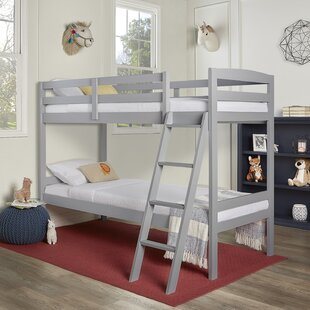 Taylor Twin over Twin Bunk Bed By Dream On Me