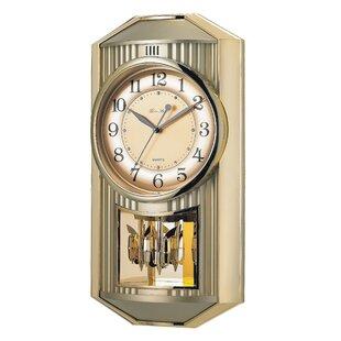 Seiko Melody Motion Clock Wayfair