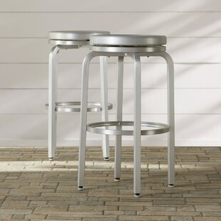 Reger 30 Patio Bar Stool (Set of 2)
