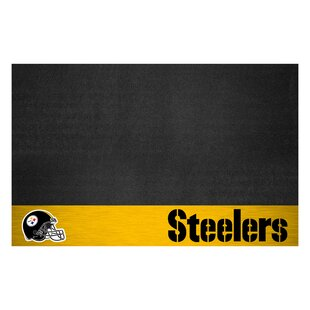 NFL - Pittsburgh Steelers Grill Mat ByFANMATS