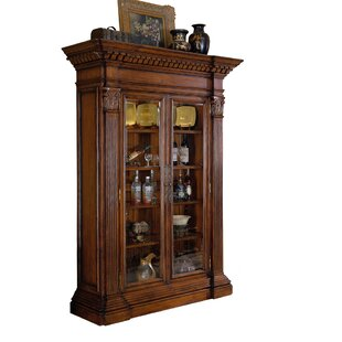 Tuscano Curio Cabinet by Eastern Legends