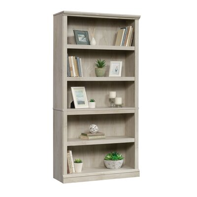 Three Posts Abigail Standard Bookcase Color Chalked Chestnut