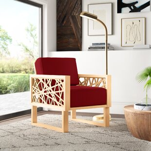 Mccumber Armchair by Mercury Row