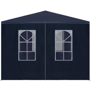 3m X 3m Steel Party Tent By Freeport Park