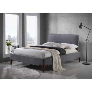 Upholstered Bed Frame By Corrigan Studio