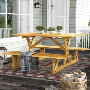 Macdonald EZ-Access Picnic Table