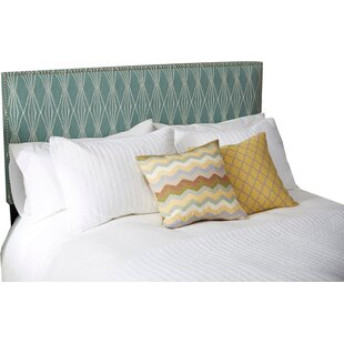 Marnie Upholstered Panel Headboard by Skyline Furniture