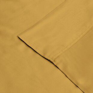 Baez Rayon from Bamboo 300 Thread Count Egyptian-Quality Cotton Sheet Set