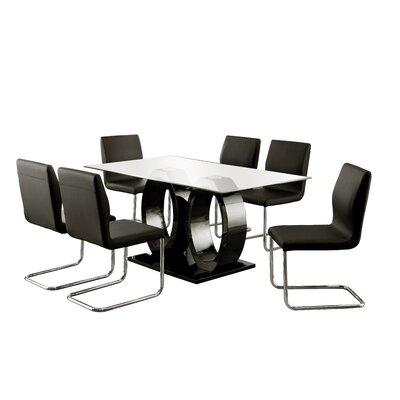 Orren Ellis Berwick 7 Piece Dining Set