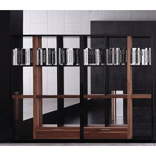 Oversized set Bookcase by Bellini Modern Living