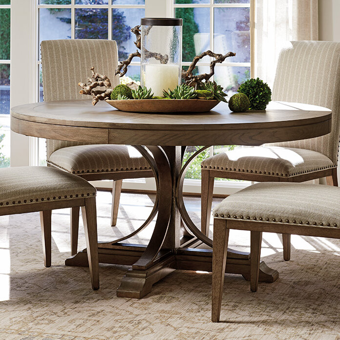 Tommy Bahama Home Cypress Point Extendable Dining Table Reviews