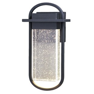 Darvin LED Outdoor Sconce by Wrought Studio