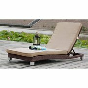 Vandue Corporation Chaise Lounge with Cushion
