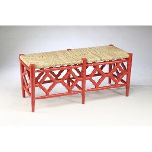 Bayou Breeze Marites Wood Bench