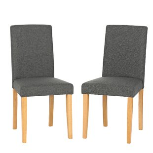 Lina Upholstered Dining Chair (Set Of 2) By Brambly Cottage