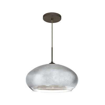Inverted Pendant Finish Brushed Bronze