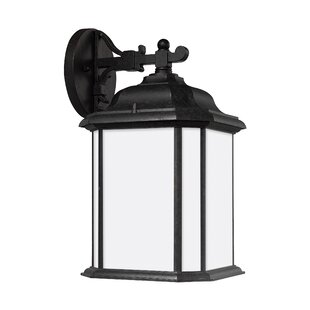 Compare Burtt 1-Light Outdoor Wall Lantern By Darby Home Co