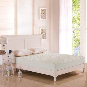 Hypoallergenic Waterproof Cotton Mattress Protector by Alwyn Home