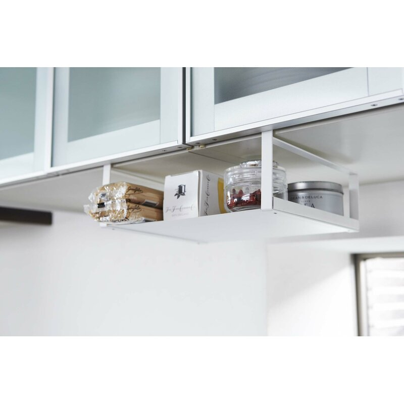 Plate Under Shelf Storage Rack