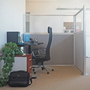 Hush Configurable Cubicle Partition Panel
