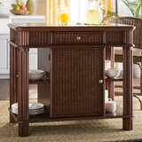 Jetta Kitchen Island by Beachcrest Home
