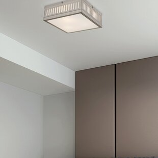 Brayden Studio Kursk 3-Light Flush Mount