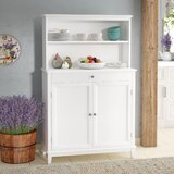 Ivanka 36 Wide Dinning Hutch by Andover Mills™