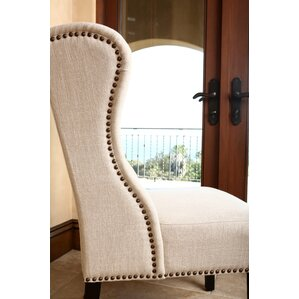 kyrra tufted side chair