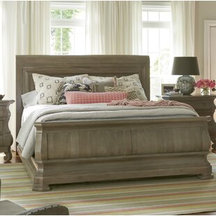 Darby Home Co Baily Sleigh Bed