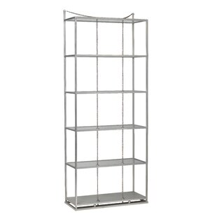 Kepler Singapore Sling Etagere Bookcase by Everly Quinn Today Only Sale