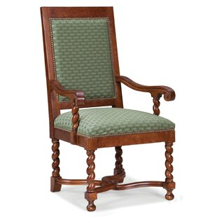 Norman Upholstered Dining Chair Fairfield Chair