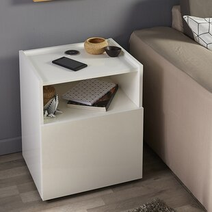 Hello Nightstand by Parisot