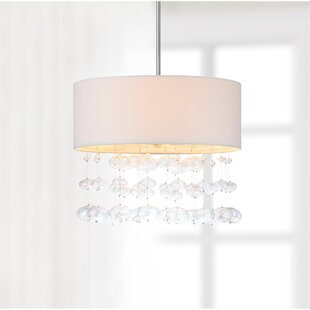 House of Hampton Harrisonville 1-Light Pendant