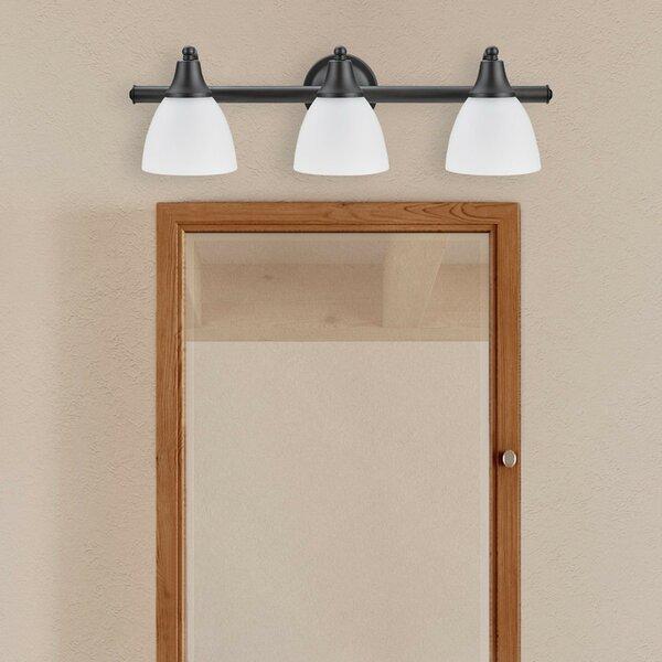 Globe Electric Company Jayden 3-Light Vanity Light   Wayfair