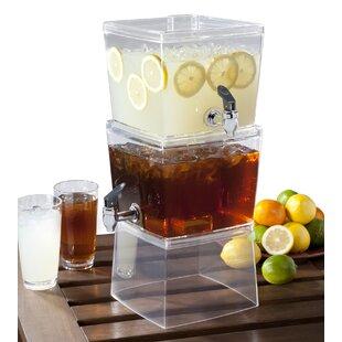 1 5 Gal Stacking Beverage Dispenser