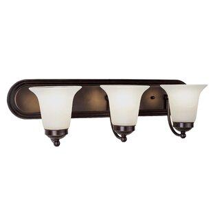 Charlton Home Lowville 3-Light Vanity Light
