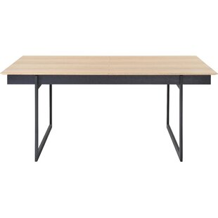 Berkeley Extendable Dining Table Ivy Bronx