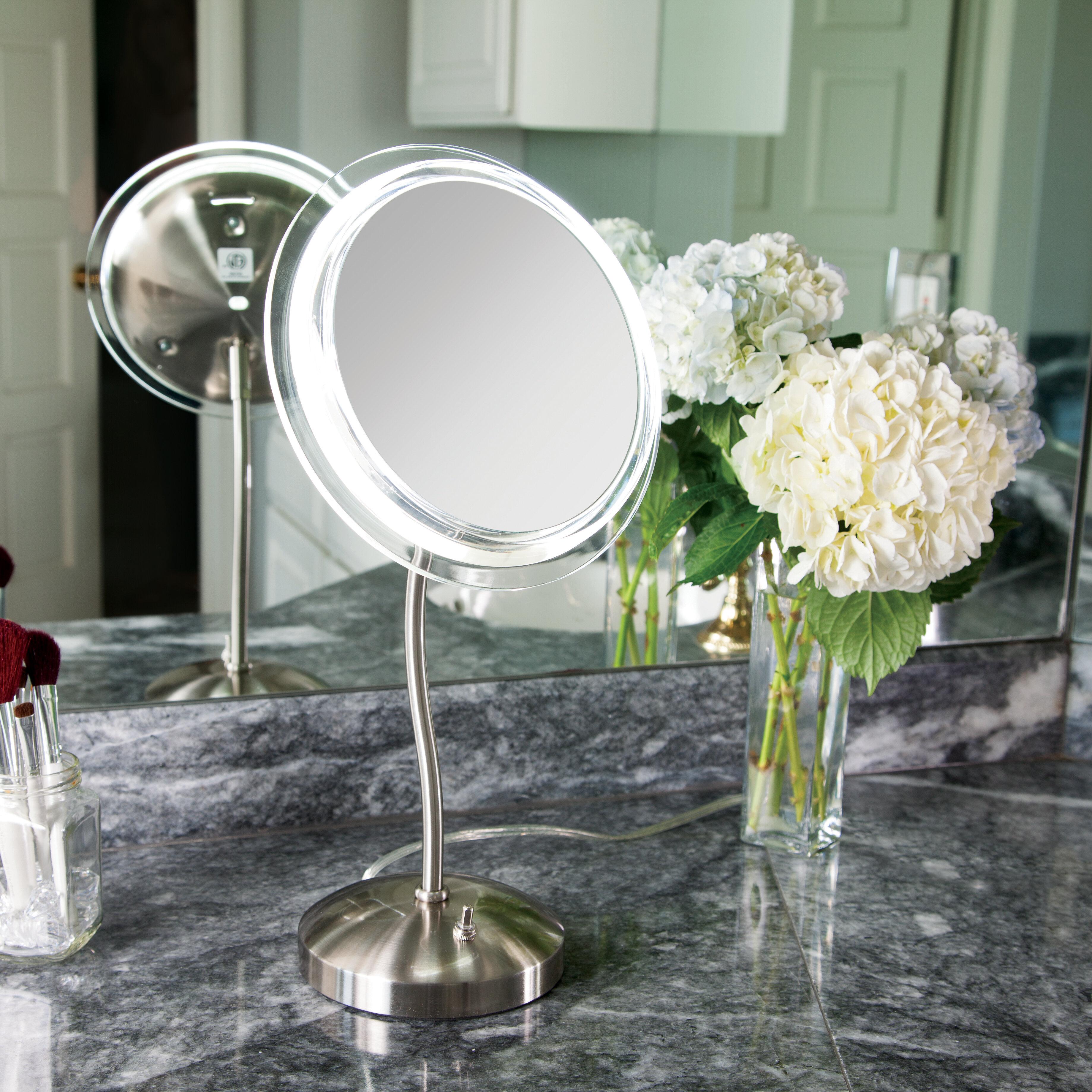 Zadro Makeup Mirror With Surround Light