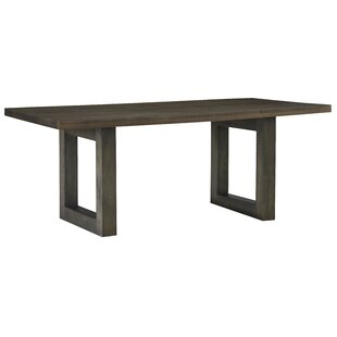 Wilshire Dining Table Gracie Oaks