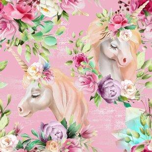 Unicorn Wallpaper Wayfair