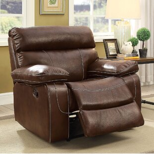 Saltville Leather Recliner